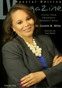 Dr. Cozette White cover