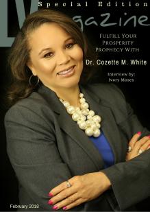 Dr. Cozette White cover