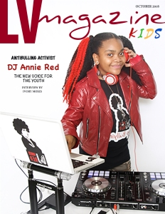 DJ ANNIE RED'S FINAL COVER