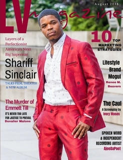 August LV Magazine