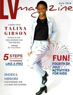 July LV Magazine